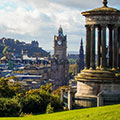 2-Day Rail Trip to Edinburgh